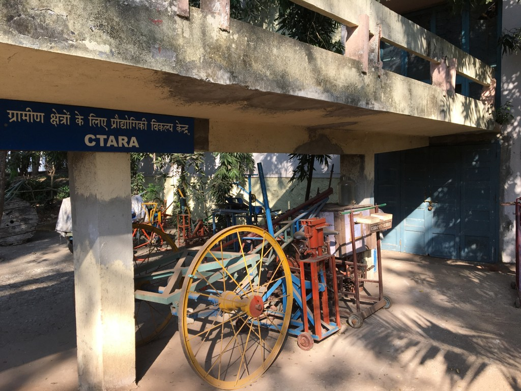 CTARA Workshop, IIT-Bombay. (Tavish Fenbert)
