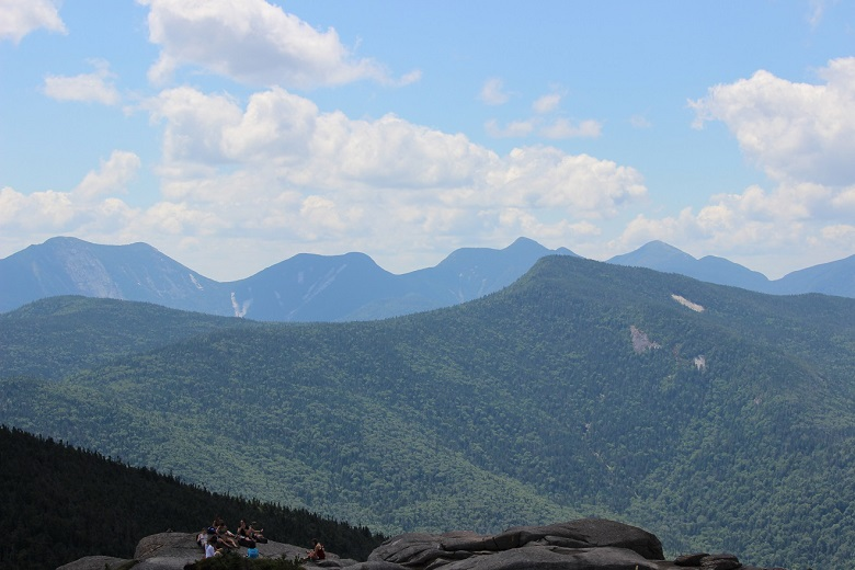 The Adirondacks have recovered from acid rain damage thanks to regulations to prevent air pollution.