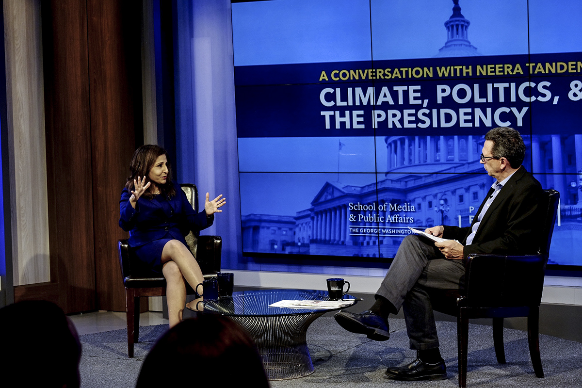 "Among the areas discussed in her response, was this salient point: ""We should be mindful of the cost of climate change for low income and marginalized communities."" (Dan Reed/Planet Forward)"