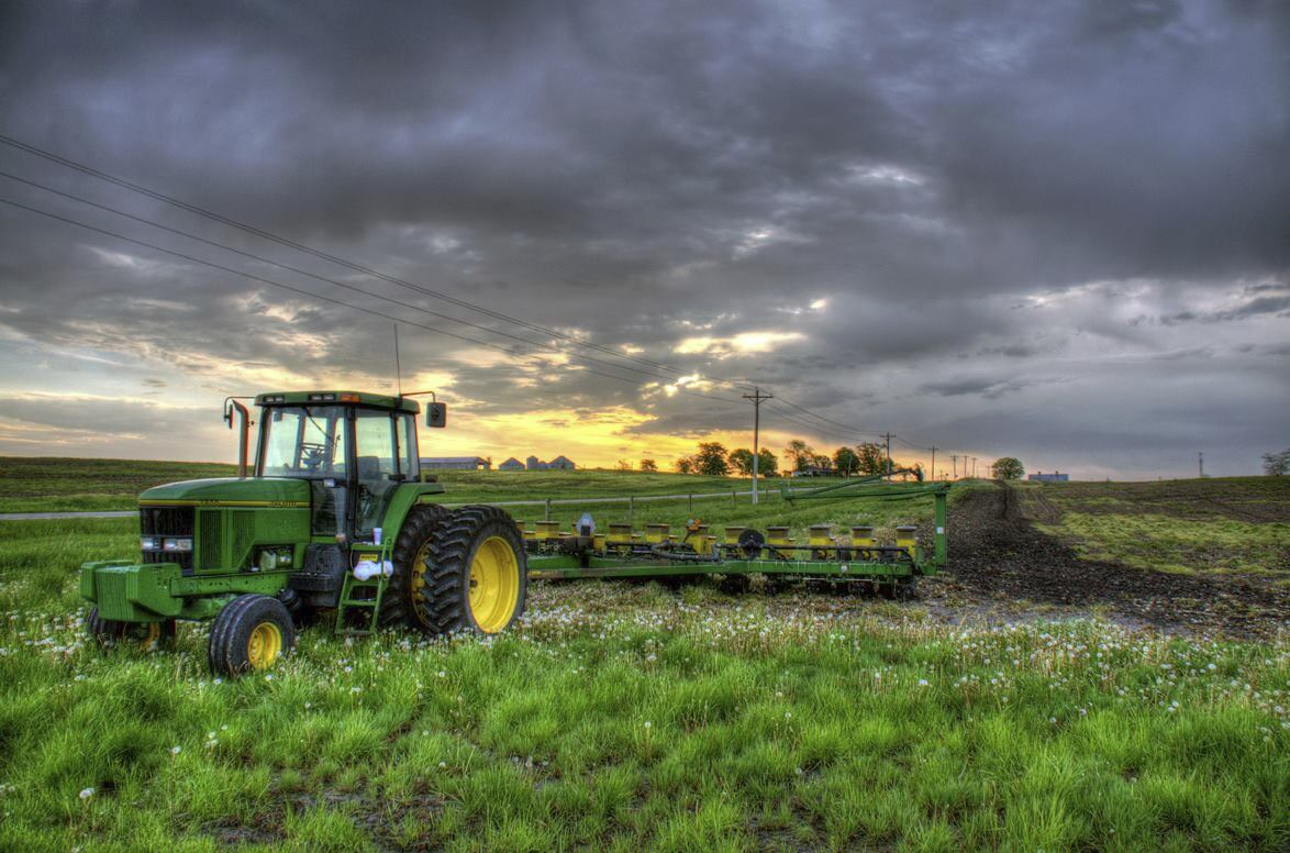 According to The Nature Conservancy, intense weather will transform hydrology, health, economics, and ecosystems in Illinois — including the significant farming sector. (Image courtesy Timothy T. Lindenbaum/The Nature Conservancy)