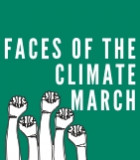 Faces of the Climate March