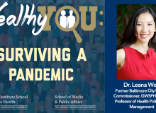 Healthy You: Surviving a Pandemic banner