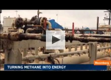 Turning Methane Into Energy