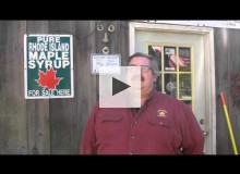 Local RI Maple Syrup by Uncle Buck