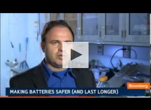 Pursuing a Safer, Sustainable, Lithium Battery