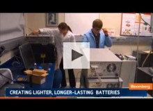 Pursuing a Better, Lighter Battery