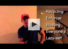 Comedic Skit about Recycling