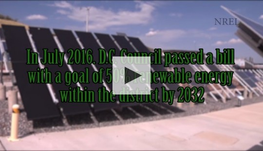 DC pledges to bring solar to thousands