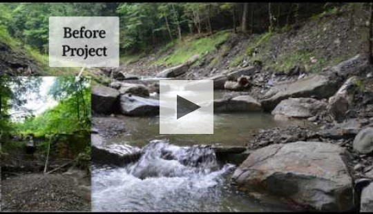 The importance of stream restoration