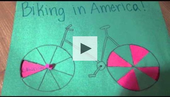 Biking in America!