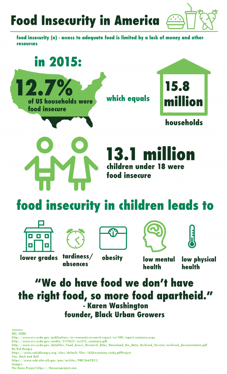 Food Insecurity in America