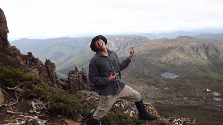 Rockin with Cradle Mountain