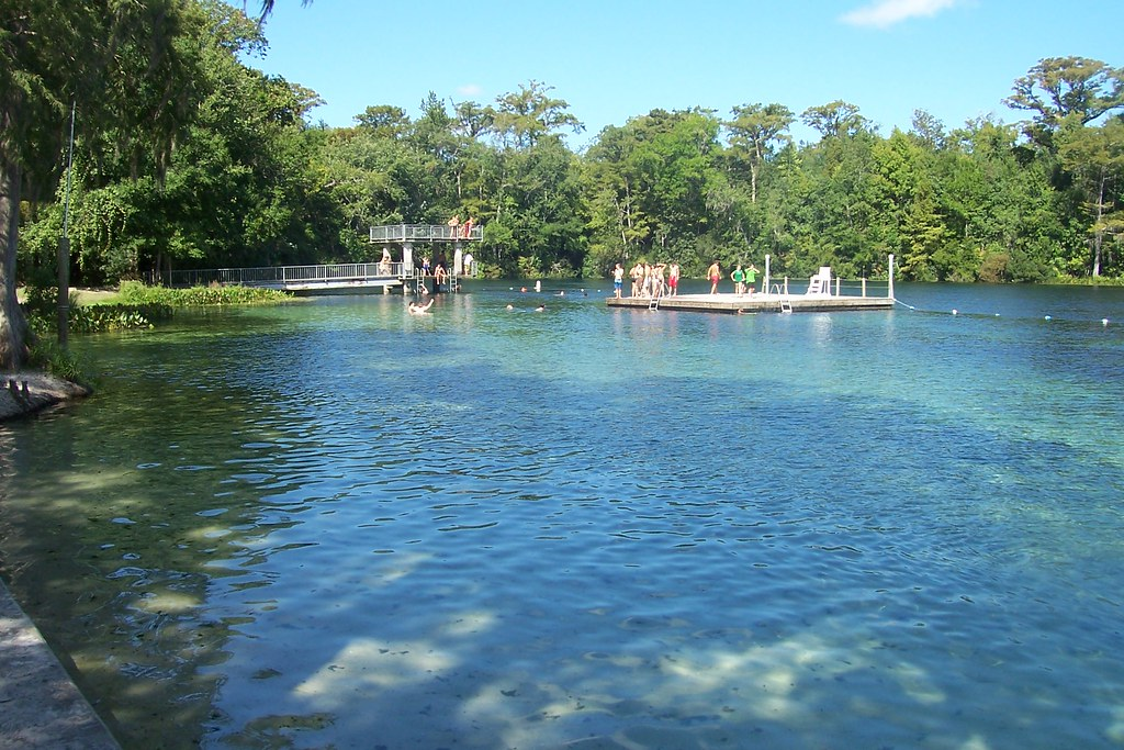 Wakulla Springs in Wakulla, Florida